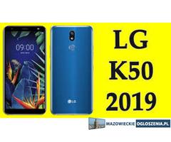 Serwis Naprawa LG K40 LG K50 wymiana zbitej szybki